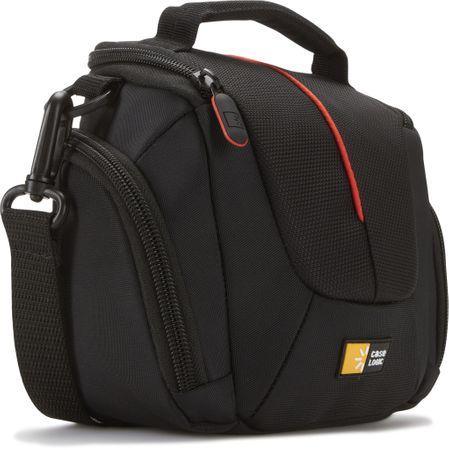 Case Logic DCB304 Fényképezőgép táska, Fekete