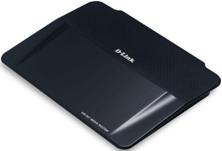 D-LINK DIR-857 WiFi N450 DualBand Gbit LAN Router