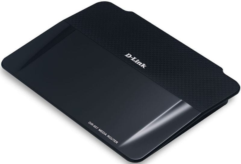 D-Link DIR-857 WiFi N450 DualBand Router Gbit LAN