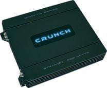 Crunch Ojačevalnik GTX 4400 (4-kanalni)