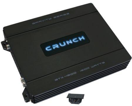 Crunch Ojačevalnik GTX 4600 (4-kanalni)