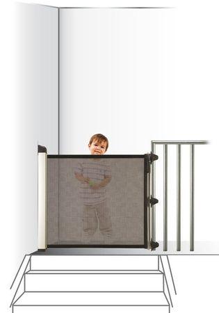Lascal sigurnosna ograda  KiddyGuard Avant