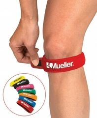 Mueller kolenski trak, univerzalna velikost, moder