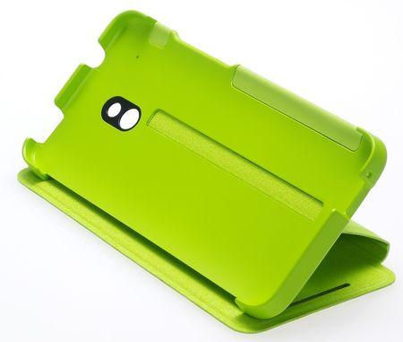 HTC Preklopna torbica HC V851 za One mini, zelena