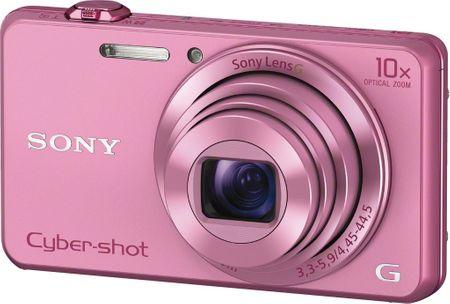SONY CyberShot DSC-WX220 Pink (DSCWX220P.CE3)