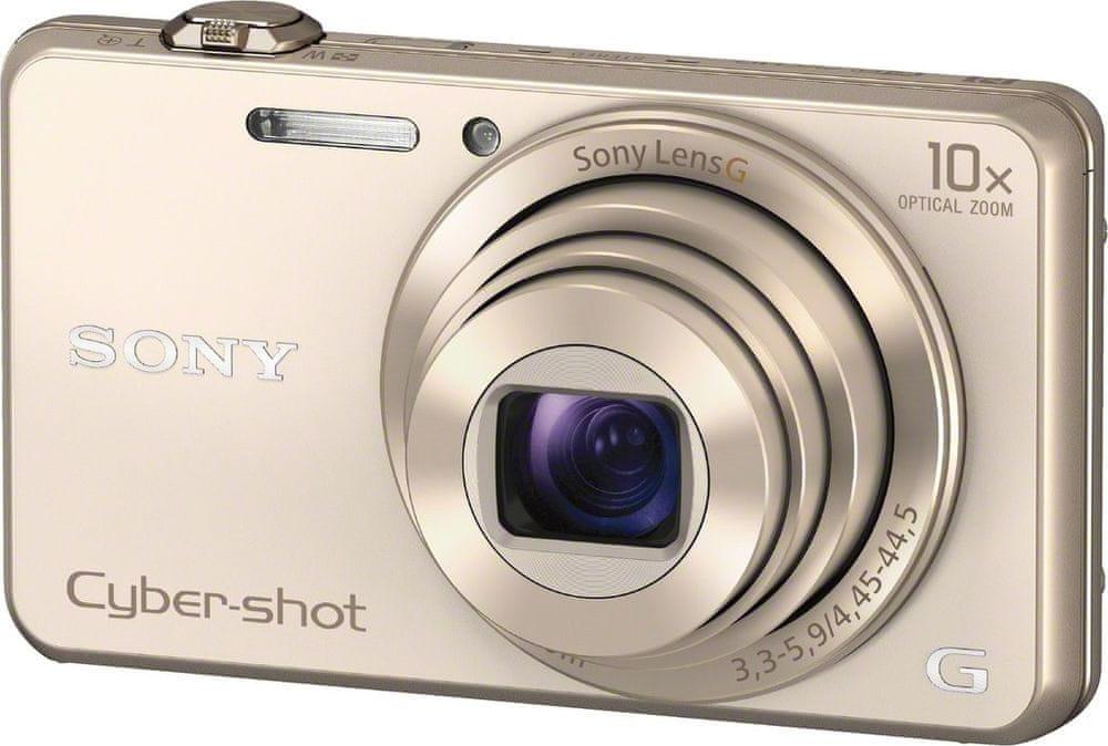Sony CyberShot DSC-WX220 Gold (DSCWX220N.CE3)