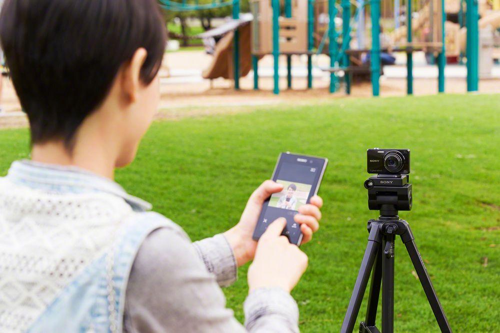 Sony CyberShot DSC-WX220 Black (DSCWX220B.CE3)