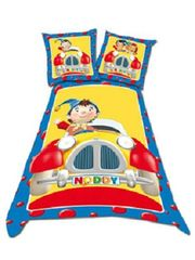 Otroška posteljnina Noddy Number