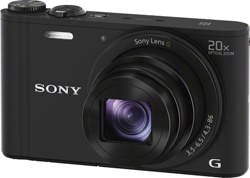 Sony CyberShot DSC-WX350 Black (DSCWX350B.CE3)