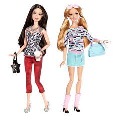 Barbie Dream House Raquelle és Summer