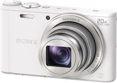 SONY CyberShot DSC-WX350 White (DSCWX350W.CE3)