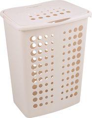 CURVER košara za rublje 60l, bijela