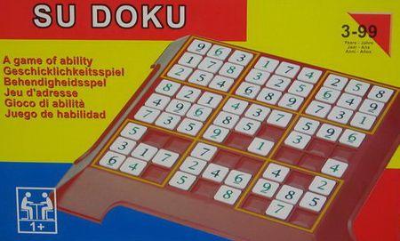 Miselna igra Sudoku