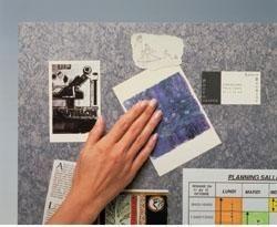 3M Samolepilna tabla Post It, modra, 58,5 x 46 cm