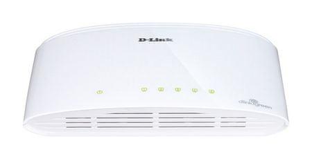D-Link Gigabitni switch D-Link DGS-1005D 5-port