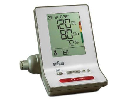 Braun merilnik tlaka BP 6000, nadlaktni