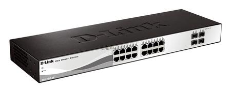 D-Link Gigabitni Switch D-Link DGS-1210-20, 20-