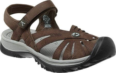KEEN Rose Sandal W Cascade Brown/Neutral Gray 37,5