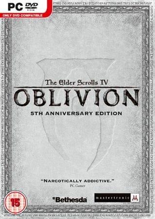 Bethesda Softworks Elder Scrolls IV: Oblivion 5th Anniversary Ediion (PC)