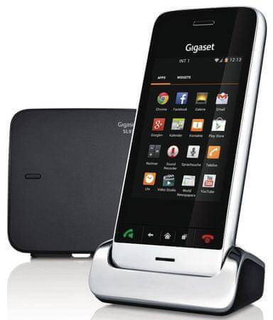 Gigaset telefon bezprzewodowy SL930A