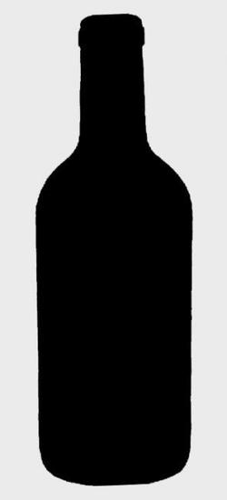 Securit Črna kredna tabla Silhouette, steklenica, max. 30 x 50 cm