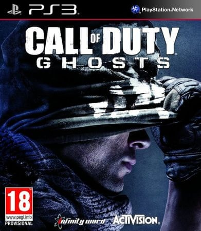 Infinity Ward Call of Duty: Ghosts (PS3)