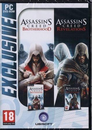 Ubisoft Assassin's Creed: Revelations & Brotherhood Pack (PC)