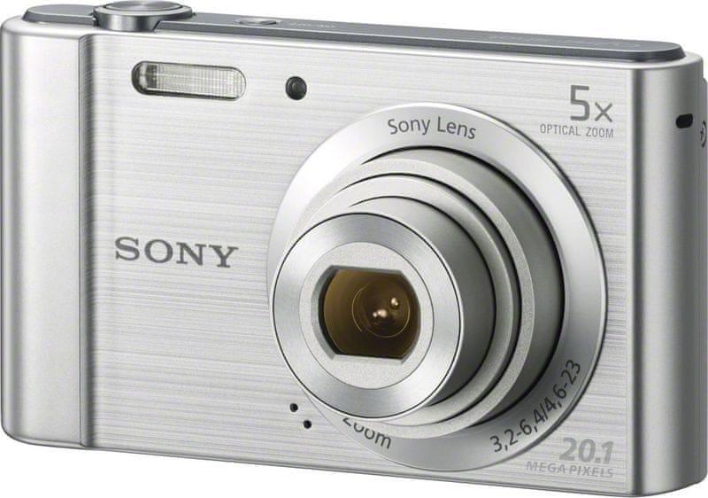 Sony CyberShot DSC-W800 Silver (DSCW800S.CE3)