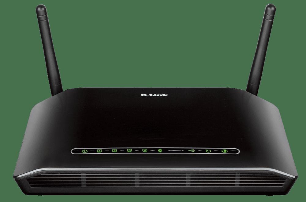 D-Link DSL-2751 WiFi N ADSL2+ Router
