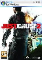 Eidos Interactive Just Cause 2 (PC)