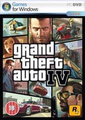 Rockstar Games Grand Theft Auto IV (PC)