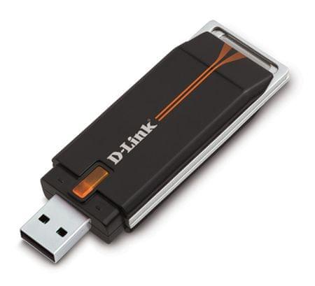 D-Link Brezžična USB mrežna kartica D-Link DWA-125