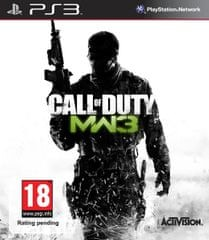Infinity Ward Call of Duty: Modern Warfare 3 (PS3)