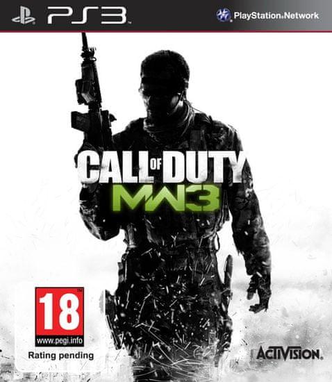 Infinity Ward Call of Duty: Modern Warfare 3 (PS3)