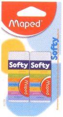 Maped radirka Softy 2/1, blister