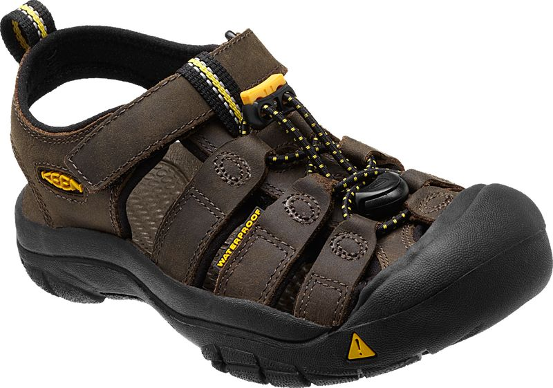 KEEN Newport Premium K Dark Brown 25,0