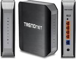 TrendNet Brezžični router TRENDnet AC1750 (TEW-812DRU)