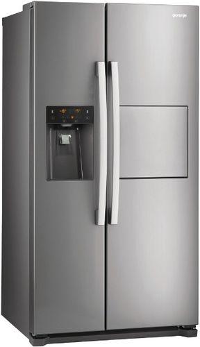 gorenje kombinirani hladilnik nrs9181cxb mimovrste. Black Bedroom Furniture Sets. Home Design Ideas