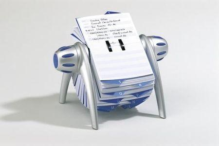 Durable stojalo Telindex flip srebrn (2416)