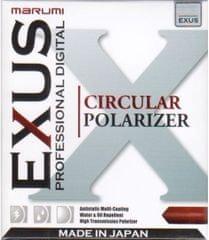Marumi Filter cirkularni polarizacijski EXUS CPL, 77 mm