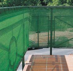 Windhager Zaščitna ograja, 5 x 1 m, zelena
