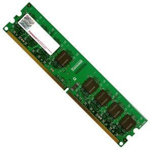 Transcend Pomnilnik (RAM) DDR2 DIMM 2 GB 800 MHz (JM800QLU-2G)
