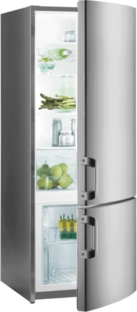 Gorenje kombinirani hladilnik Essential Line RK6161AX