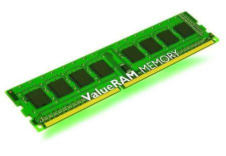 Kingston Pomnilnik (RAM) ValueRAM DDR3 8 GB 1333 MHz (KVR1333D3N9/8G)