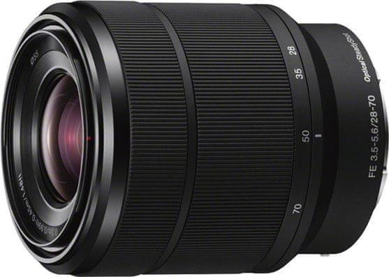 Sony 28–70 mm F3,5–5,6 OSS FE