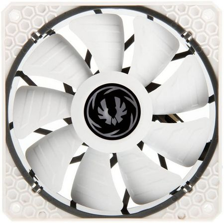 BitFenix Ventilator za ohišje Spectre PRO 140 mm, bel