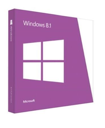 Microsoft Windows 8.1 DSP OEI DVD, 64-bitni, slovenski (WN7-00598)