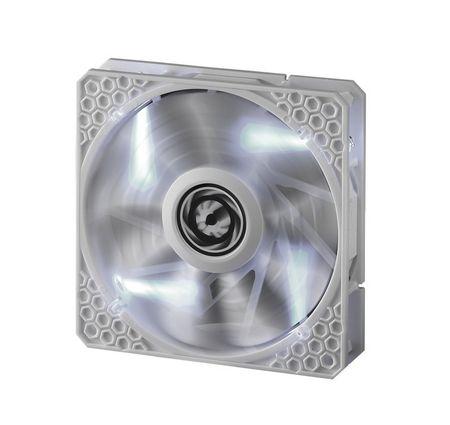 BitFenix Ventilator za ohišje Spectre PRO, 120mm, bel