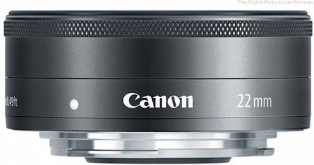 Canon objektiv EF-M 2,0/22 mm STM