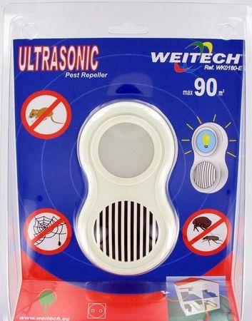 Weitech Odganjalec miši WK0180, do 90 m2